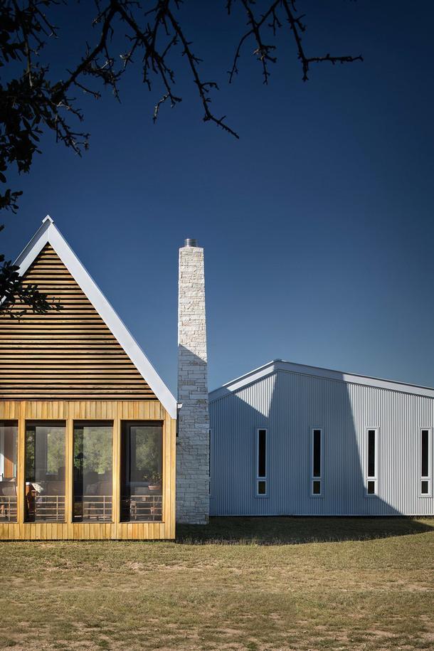 Сельский дом в Техасе