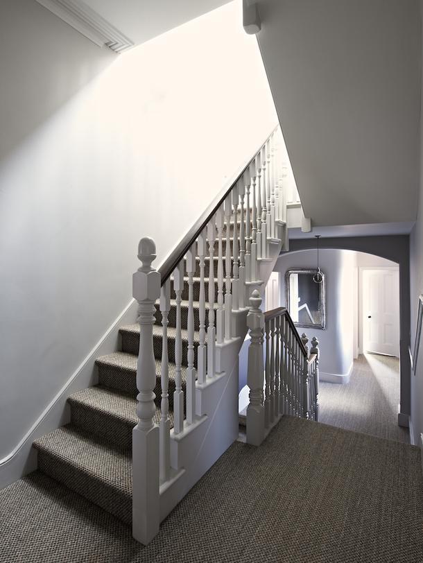 Стильный интерьер дома Эдвардианской эпохи в Лондоне