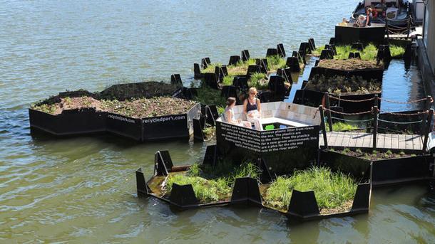 Тренд на ресайкл: 6 дизайн-проектов, созданных с помощью переработанных отходов