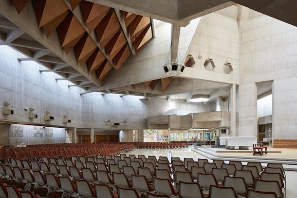 Звезда английского брутализма: результаты реконструкции Клифтонского собора