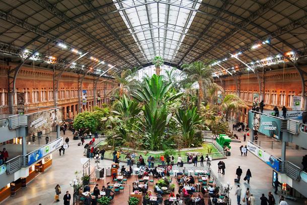 7 необычных вокзалов со всего мира