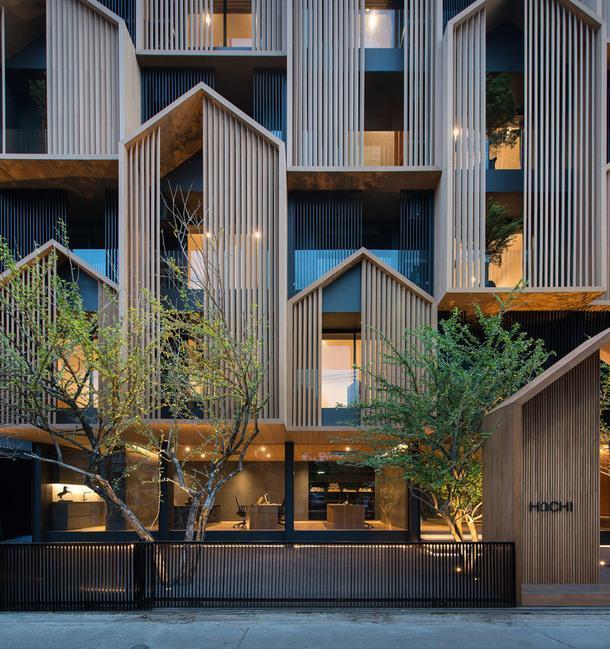 Апартаменты для аренды в жилом комплексе Бангкока