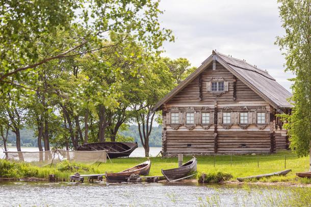 Остров Кижи.