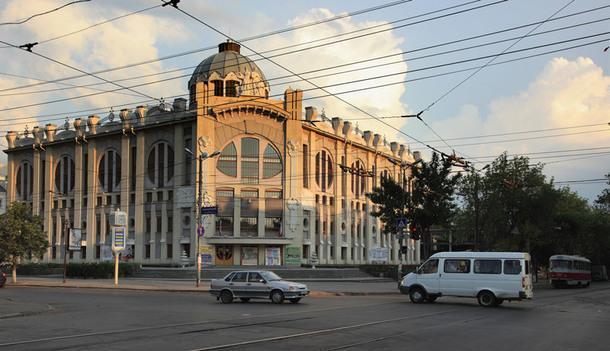Самарская государственная филармония.