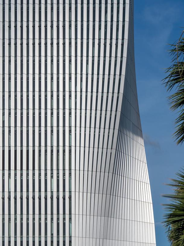 Бюро BIG завершило строительство небоскреба в Китае
