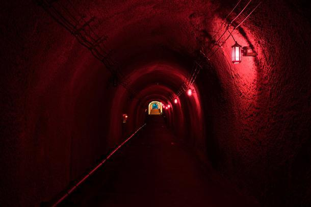 Бюро MAD оформило тоннель в ущелье Киетсу