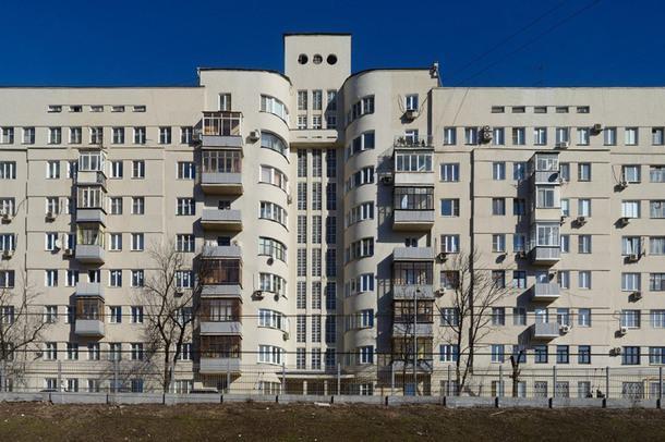 Дом Обрабстроя. Фото: Николай Васильев.