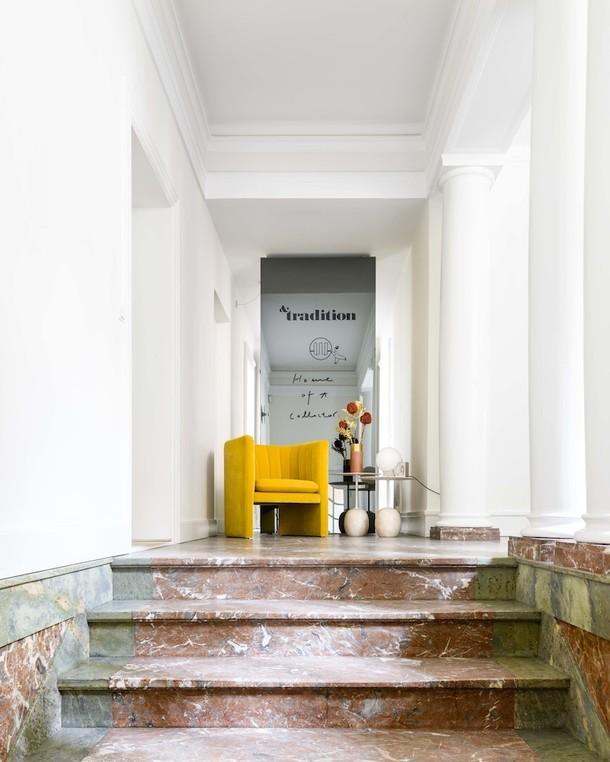 """""""Домашний"""" шоурум, офис и кафе в Копенгагене"""