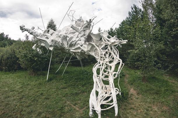 Фестиваль Signal в Николе-Ленивце