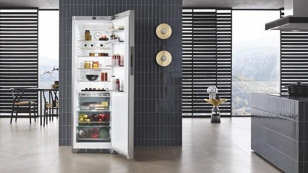 Холодильники Miele с системой Silence оснащены шумоизолирующим контуром охлаждения и шумоизолирующими матами - можно наслаждаться трапезой в тишине и покое.