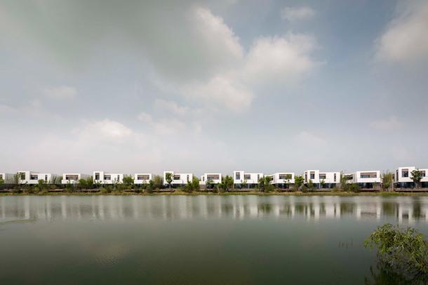 Комплекс частных домов в Сучжоу