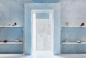 ade6425878d0 Небесно-голубой бутик Céline в Майами | Строительство, ремонт. Советы идеи  лайфхаки обзоры