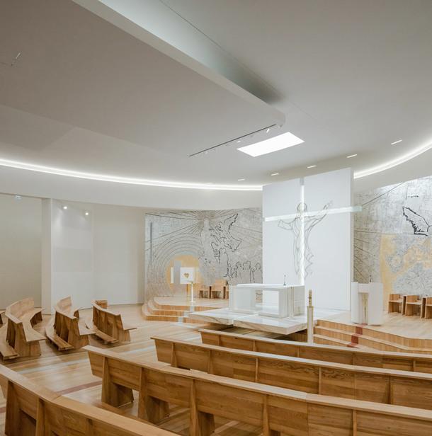 Необычные церкви: 8 религиозных сооружений со всего мира