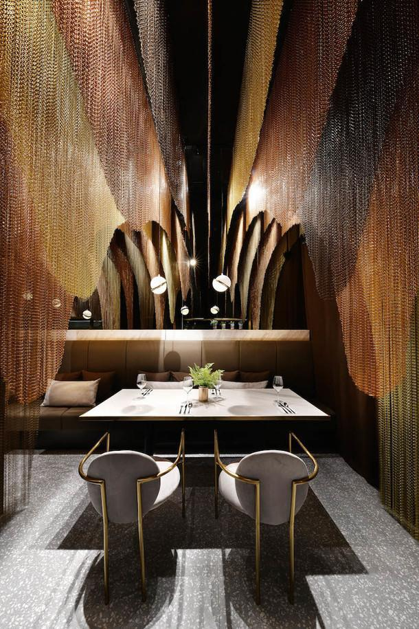 Необычный ресторан в Шанхае