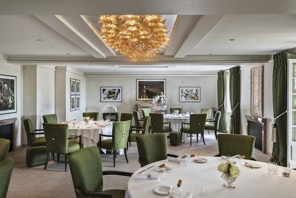 Новый отель Lalique во Франции