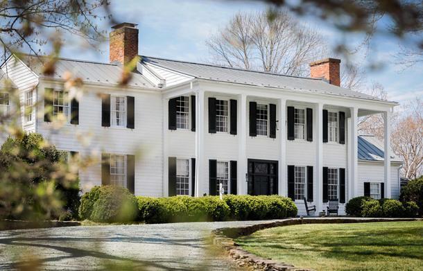 Отель в старинной усадьбе Марты Джефферсон