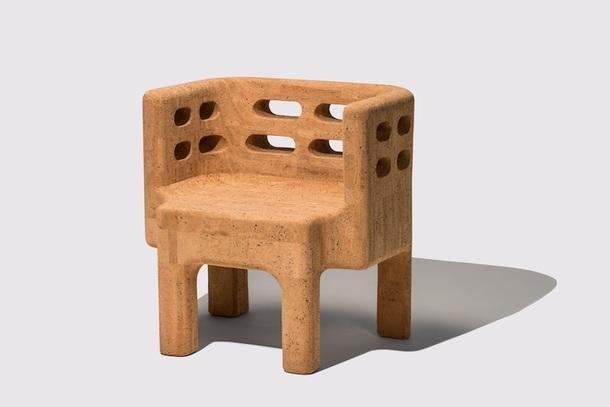 Пробковая мебель братьев Кампана