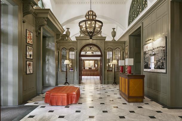 Старейший отель Кембриджа открылся после реконструкции