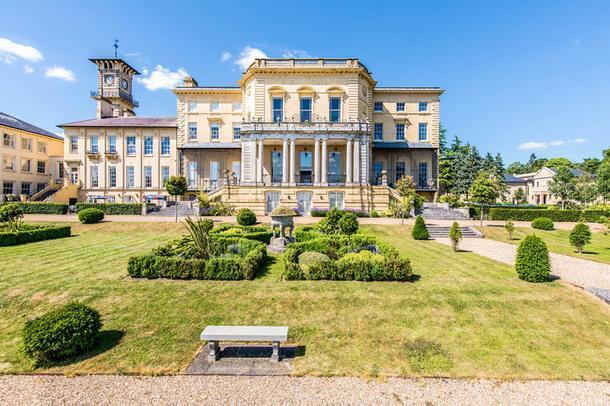 #чтобятакжил: королевская резиденция в Великобритании