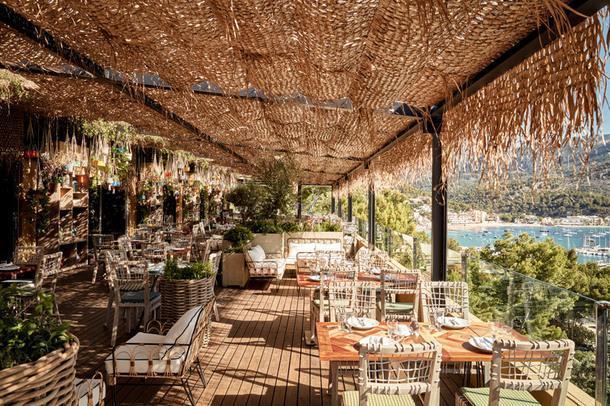 Хиппи-отель на Мальорке