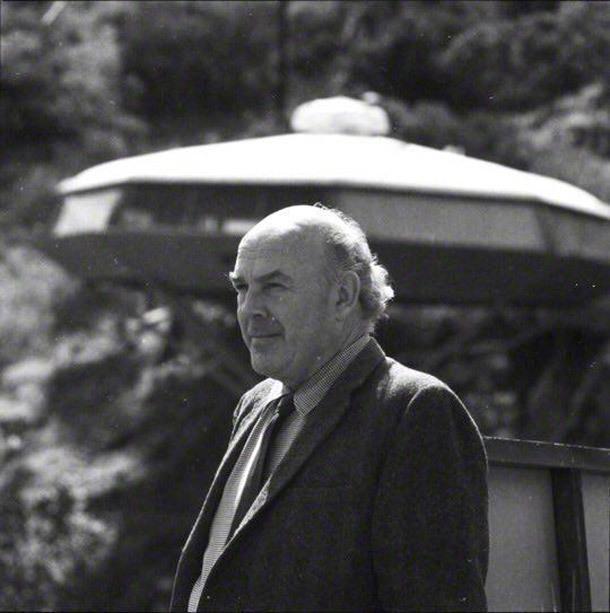 Архитектура Джона Лотнера в кинематографе: 6 проектов