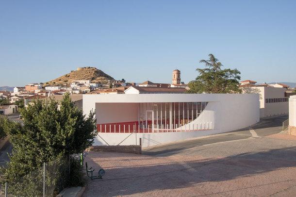Игровое пространство для детей в Гранаде