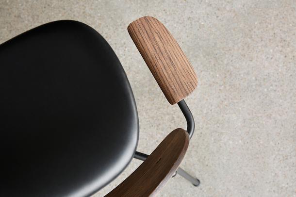 Лаконичный офисный стул от датских дизайнеров