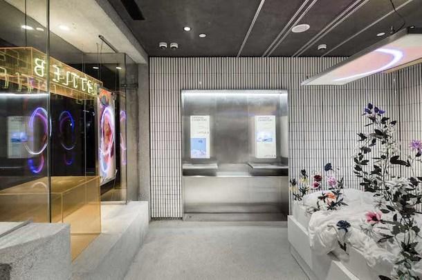 Магазин Little B по проекту Neri & Hu в Шанхае