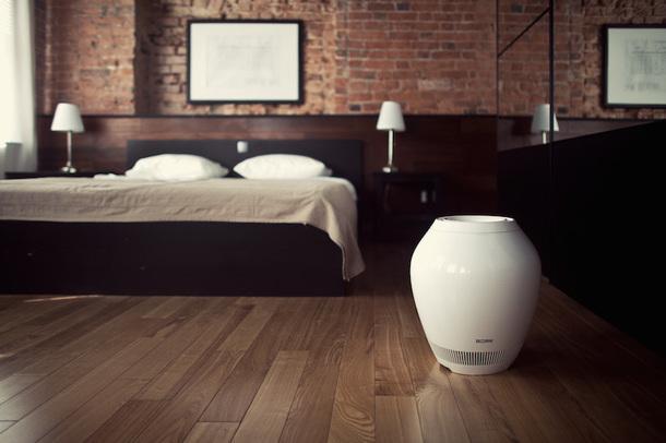 Новый воздухоочиститель-увлажнитель от Bork