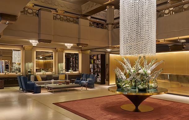 Отель на месте легендарного Café Royal в Лондоне