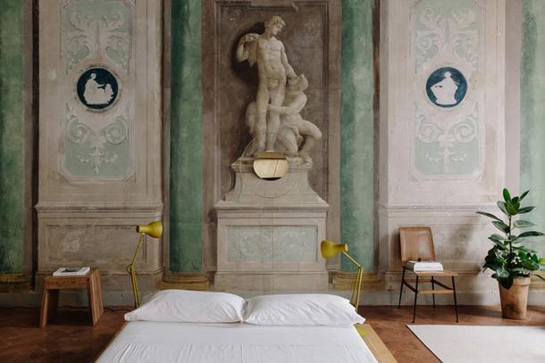 #отпускпообмену: апартаменты в палаццо XVI века во Флоренции