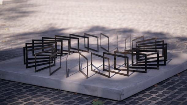 Первый проект художника Дамиана Ортеги в России