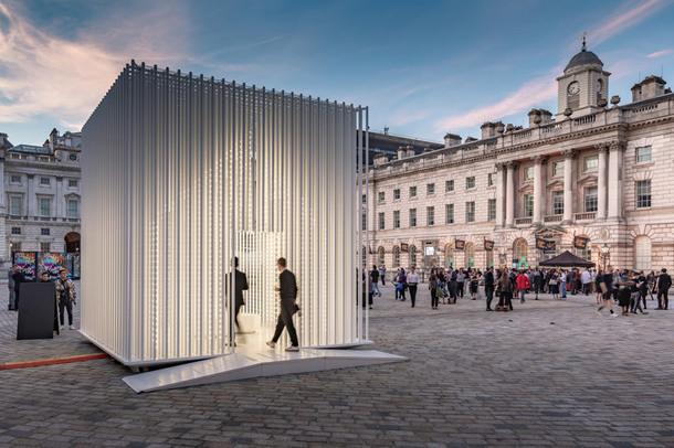 Проект Турции на Лондонской биеннале дизайна 2018
