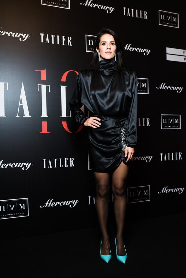 Ксения Соловьева, главный редактор Tatler.