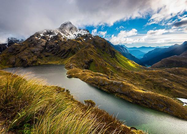 10 живописных маршрутов для горных походов
