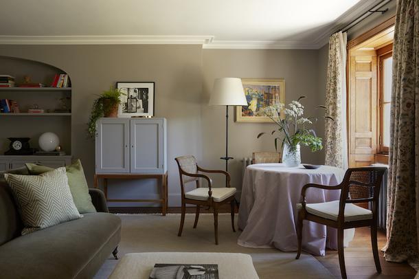 Английская пастораль: отель Heckfield Place в Хэмпшире