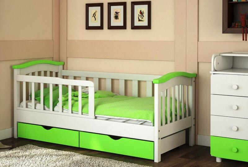 Детская кровать: на что обратить внимание